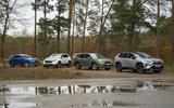 Hybrid mega-test - Lexus, Honda, Subaru and Toyota