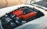 14 AC Cobra 378 Superblower MkIV 2021 UK first drive review engine