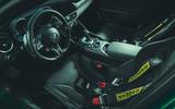 14 Alfa Romeo GTAm 2021 UK LHD fd dashboard