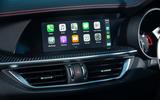 Alfa Romeo Stelvio Quadrifoglio 2020 UK first drive review - carplay