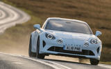 Alpine A110 S 2020 UK first drive review - on the road front