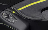 14 Aston Martin F1 edition 2021 UK FD interior trim