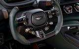 14 Aston Martin Victor 2021 steering wheel