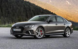 Audi A4 2019 first drive review - static front