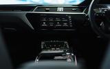 14 Audi E tron S Sportback 2021 UK first drive review infotainment