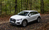 Audi Q2 2020 first drive review - static