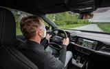 14 Audi Q4 2021 FD GK driving