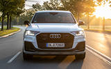 Audi Q7 TFSI e 2019 first drive review - on the road front