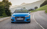 Audi S4 2019 first drive review - on the road front