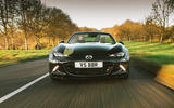 BBR GTI Mazda MX-5 Super 220 2020 UK first drive review - on the road nose