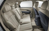 Bentley Bentayga hybrid 2019 first drive review - rear seats