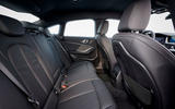 BMW 2 Series Gran Coupe 220d 2020 first drive review - rear seats