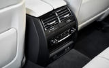 BMW 5 Series 2020 UK (LHD) first drive review - rear climate