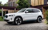 2020 BMW iX3 - front