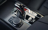 BMW M5 Competition 2020 UK first drive review - centre console