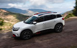 Citroen C5 Aircross 2018 first drive review - on the road left
