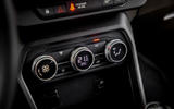 14 Dacia Sandero Stepway 2021 UK first drive review climate controls