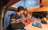 14 e NV200 Winter Camper concept   11