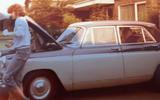 First car - John McKillop