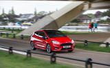 Ford Fiesta ST-Line 2018 long-term review road front