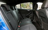 Ford Focus 2018 first drive review rear seats