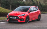 Ford Focus RS Mk3 front three quarter