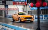 Ford Mustang GT 5.0 2018 UK review static hero