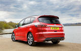 14 Ford S Max Hybrid 2021 UK FD static rear