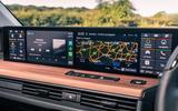 Honda e 2020 UK first drive review - infotainment