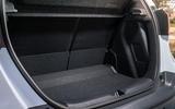 Honda Jazz Crosstar 2020 UK first drive review - boot