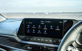 14 Hyundai Bayon 2021 UK FD infotainment