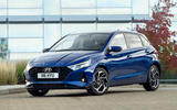 Hyundai i20 2020 UK first drive review - static front