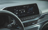 14 Hyundai i20 N 2021 UK first drive review infotainment