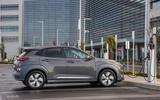 Hyundai Kona Electric 2018 first drive review static hero