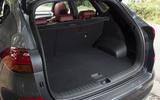 Hyundai Tucson 2.0 CRDI 48v 2018 first drive review boot space