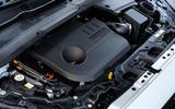 14 Jaguar E Pace P300e 2021 uk first drive review engine