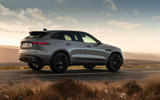 14 Jaguar F Pace 2021 UK first drive review static