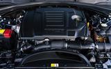 14 Jaguar F Pace P400e 2021 uk first drive review engine