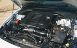 14 Jaguar XE P250 R Dynamic 2021 UK FD engine