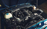 14 JIA Range Rover Chieftain 2021 UK FD engine