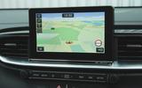 Kia Ceed 2018 long-term review - satnav