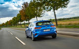Kia Ceed 1.6 CRDi 48v iMT 2020 first drive review - on the road rear