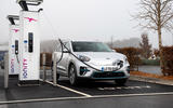 14 Kia e Niro 39kWh 2021 UK first drive review static