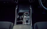 Kia Sorento hybrid 2020 UK first drive review - centre console