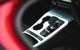 14 Kia Stinger GT S 2021 UK review centre console