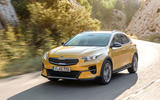 Kia Xceed 2019 first drive review - on the road front