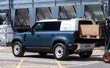 Land Rover Defender Hard Top - static front