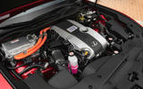 Lexus RC 300h 2019 first drive review - engine