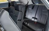 Lexus RX 450hL 2018 review back row seats