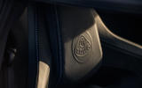 Lotus evora GT410 2020 UK first drive review - seat details